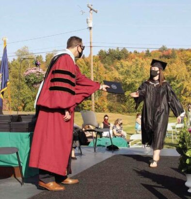 WMCC in good financial shape, college president says