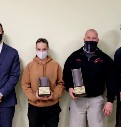 Regional welding competitions held simultaneously