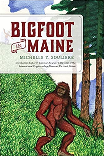 Bigfoot in Maine Book Cover